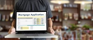 What is the mortgage application process