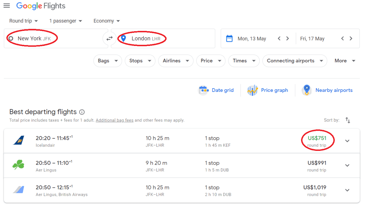 Save-Money-Using-Google-Flights