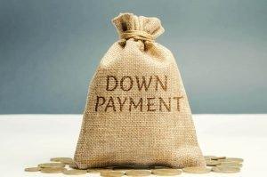 Down Payment on a house
